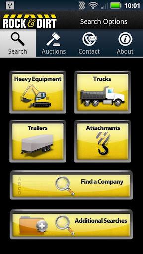 【免費商業App】Rock & Dirt-APP點子