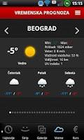 Screenshot of Blic
