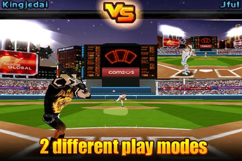homerun-battle-3d-free for android screenshot