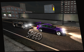 Screenshot of Top Speed Car