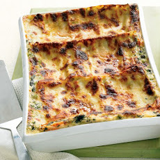 Freeze-Ahead Lasagna Primavera