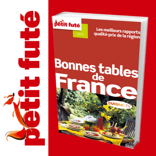 bonnes tables de France 旅遊 App LOGO-APP試玩
