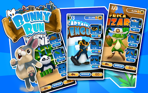 Bunny Run APK for Bluestacks
