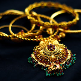 Gold by Rejith Reghunathan - Artistic Objects Jewelry