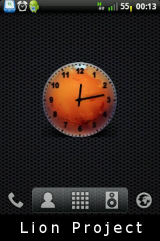 火星上的時鐘