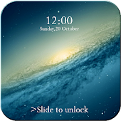Lock Screen Slider-Slide lock APK for Bluestacks