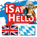 iSayHello English - Bavarian icon