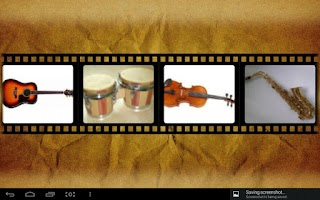 Screenshot of Best Instruments Sounds