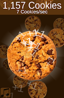 Screenshot of Cookie Clicker Classic
