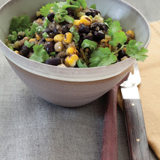 Black Bean Chili with Fire-Roasted Corn