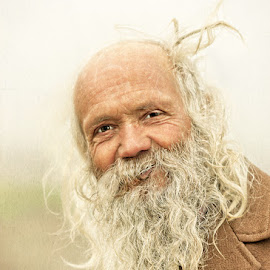 Just an old man by Rucsandra Calin - People Portraits of Men ( old man, portrait )