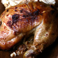 Crock Pot Rotisserie Chicken