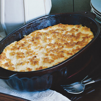 Toasted Sweet Corn Pudding