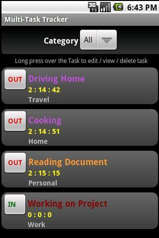Multi-Task Tracker