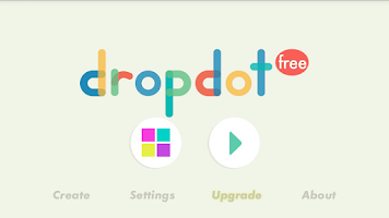 Screenshot of Dropdot Free: Connect the Dots