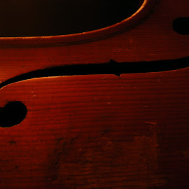 by Stefan Stefanovic - Artistic Objects Musical Instruments ( old, violin, hand made, instrument, antique )
