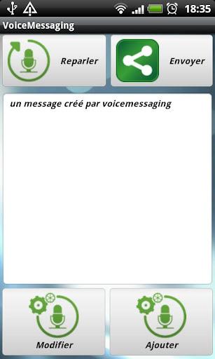 VoiceMessaging