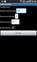 Screenshot of MeteoSurfing Widget