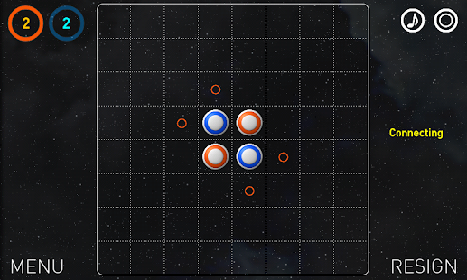 Space Othello - screenshot