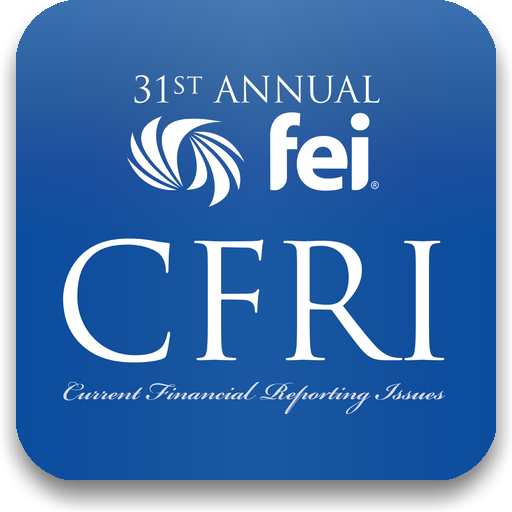 31st Annual CFRI Conference 書籍 App LOGO-APP試玩