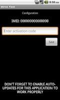 Screenshot of Mireo Tracker