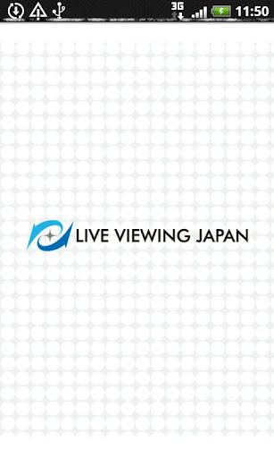LIVE VIEWING JAPAN