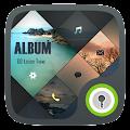 Free (FREE)Album GO Locker Theme APK for Windows 8