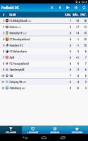 Screenshot of Fodbold DK Soccer