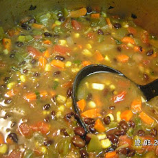 Matthew's Black Bean Soup