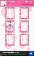 Screenshot of MEMORY GAME: PRINCESS FREE