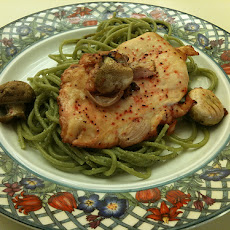 Quick and Easy Herb Marinated Chicken With Pasta