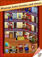 Screenshot of Hotel Dash Deluxe