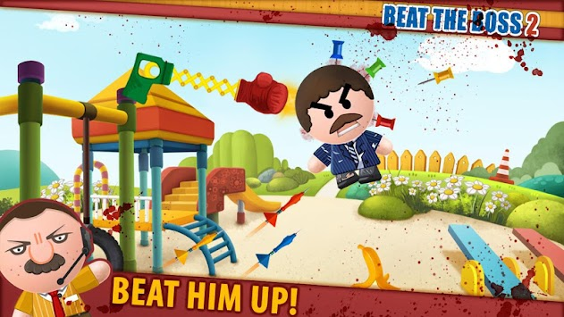 Beat the Boss 2 (17+) apk screenshot