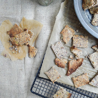 Banana Flax Seed Crackers Recipes