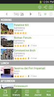 Screenshot of Rome Travel Guide – mTrip