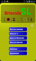 Screenshot of Briscola SL