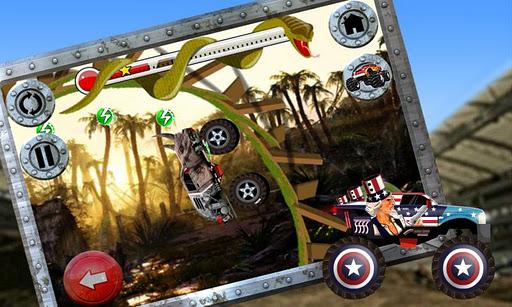 Top Truck Monster Truck Racing - screenshot