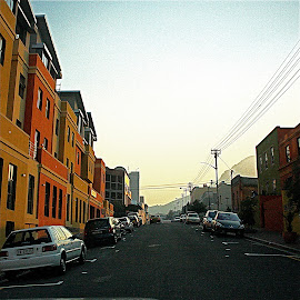 city of cape town  by Magdalena Wysoczanska - Buildings & Architecture Other Exteriors