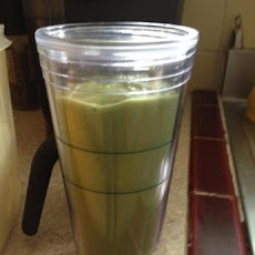 Mean Green Smoothie #1