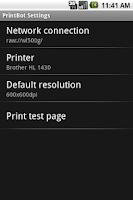 Screenshot of PrintBot Pro License