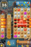 Screenshot of Monster Busters