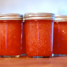 Rhubarb-Strawberry Jam