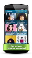 Screenshot of Descargar música MP3 Movistar