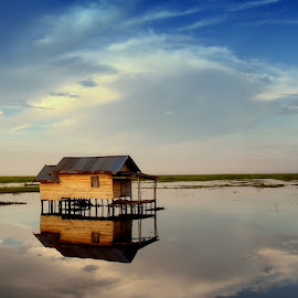 Reflection Home by Yudhi Masyud - Landscapes Travel