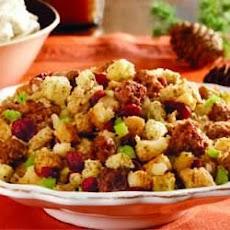 Sausage and Cranberry Stuffing