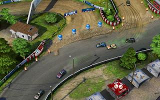Screenshot of Reckless Racing 2
