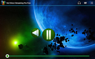 Screenshot of VLC Direct Streaming Pro Free