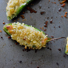 Crab Stuffed Jalapeno Poppers