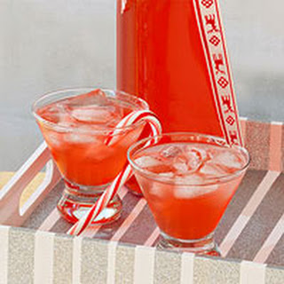 Candy Cane Vodka Drink Recipes