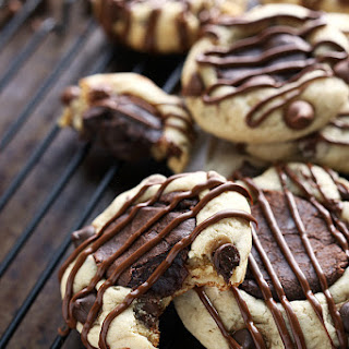Chocolate Chip Thumbprint Cookie Recipes